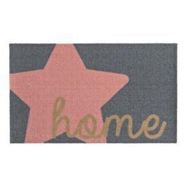 Design Star Home Grey Pink szürkésrózsaszín lábtörlő, 50 x 70 cm - Zala Living