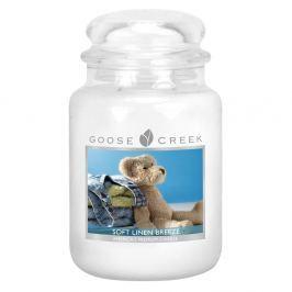 Friss mosás illatgyertya üveg edényben, 150 égési ITEM_IDő - Goose Creek