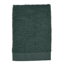 Classic sötétzöld törölköző, 50x70 cm - Zone