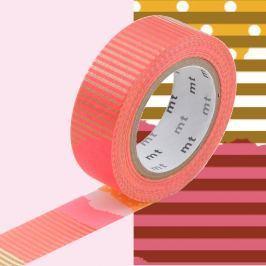 Alais dekortapasz, hossza 10 m - MT Masking Tape