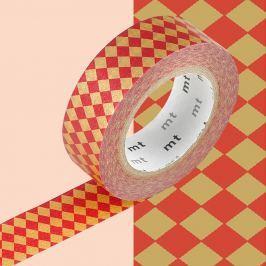 Berdine dekortapasz, hossza 10 m - MT Masking Tape