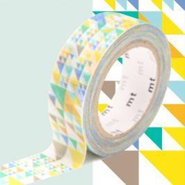 Vivienne dekortapasz, hossza 10 m - MT Masking Tape