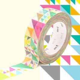 Viviette dekortapasz, hossza 10 m - MT Masking Tape