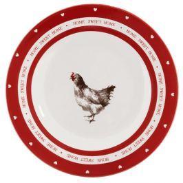 Chicken tányér, ⌀ 20 cm - Clayre & Eef