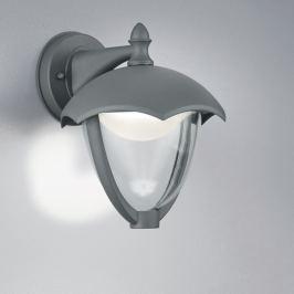 Gracht Duo szürke kültéri fali lámpa - Trio