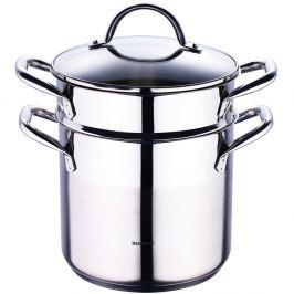Gourmet tésztafőző fazék fedővel, 5 l - Bergner