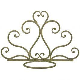 Fém fali virágcseréptartó - Esschert Design