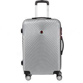SpITEM_IDer bézsszínű kozmetikai bőrönd és gurulós bőrönd - Murano