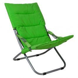 Musla zöld kerti fotel - CrITEM_IDo Consulting