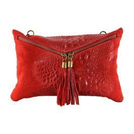 Andy piros bőr boríték táska - Chicca Borse