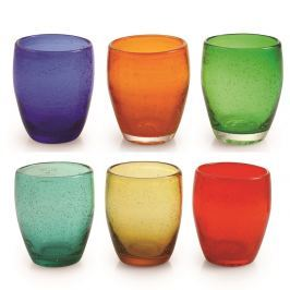 Calamoresca 6 darabos színes pohár készlet, 280 ml - Villa d'Este