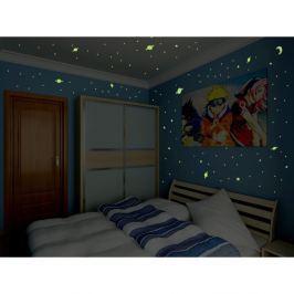Universe 150 darabos világító matrica szett - Ambiance