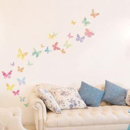 Artistic Butterflies 24 darabos matricaszett - Ambiance