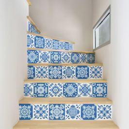 Ambra 2 részes matricaszett lépcsőre, 105 x 15 cm - Ambiance