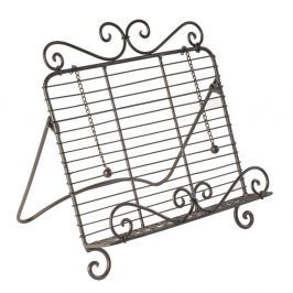 Lectern szakácskönyvtartó állvány fémből - Antic Line