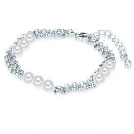 Chloé gyöngy karkötő, hossz 17 - 20 cm - Nova Pearls Copenhagen