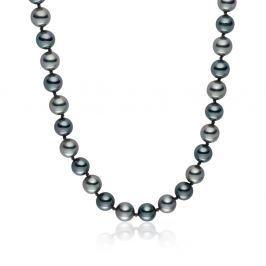 Mystic Silver gyöngy nyaklánc, 42 cm - Pearls of London