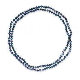 Emilie kék gyöngy nyaklánc - Nova Pearls Copenhagen