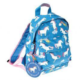Magical Unicorn kék hátizsák egyszarvús mintával - Rex London