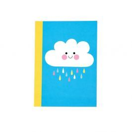 Happy Cloud jegyzetfüzet, A6 - Rex London