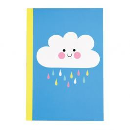 Happy Cloud jegyzetfüzet, A5 - Rex London