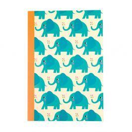 Elvis jegyzetfüzet, A5 - Rex London