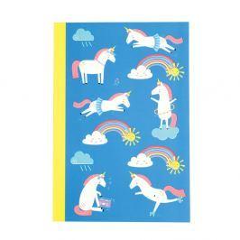 Magical Unicorn jegyzetfüzet, A5 - Rex London