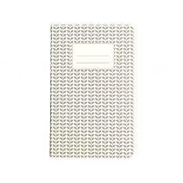 Grey Abstract jegyzetfüzet, A5 - Rex London