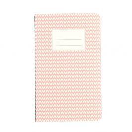 Abstract rózsaszín füzet, A6 - Rex London