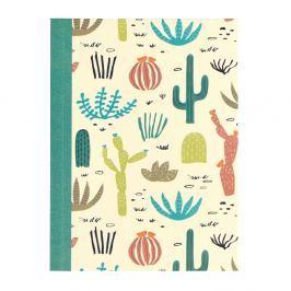 Desert In Bloom füzet, A6 - Rex London