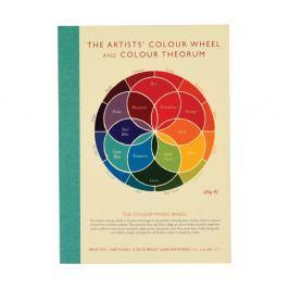 Colour Wheel jegyzetfüzet, A6 - Rex London