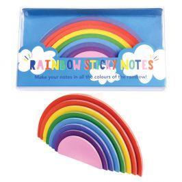 Rainbow öntapadós jegyzettömb - Rex London