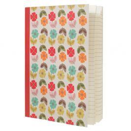 Poppy jegyzetfüzet, A5 - Rex London