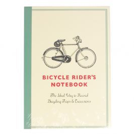 Bicycle jegyzetfüzet, A5, 60 oldalas - Rex London