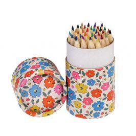 Floral Maze színes ceruzakészlet, 36 darabos - Rex London