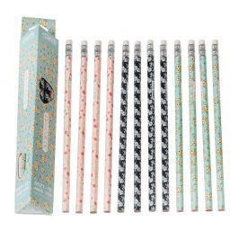 Flower ceruzakészlet, 12 darabos - Rex London