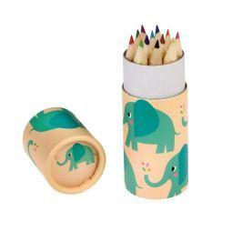 Elvis színes ceruzakészlet, 12 darabos - Rex London