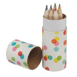 Confetti színes ceruzakészlet, 12 darabos - Rex London