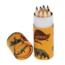 Prehistoric Land színes ceruzakészlet, 12 darabos - Rex London