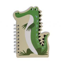Ben The Crocodile jegyzettömb - Rex London