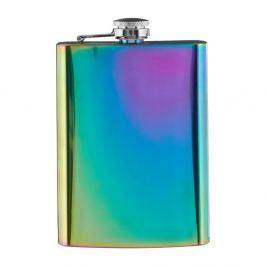 Rainbow szivárványos hatású laposüveg - Premier Housewares
