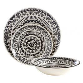 Maie kőcserép tányérkészlet, 12 részes - Premier Housewares