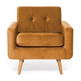 Ina Trend bézs háromszemélyes kanapé - Vivonita