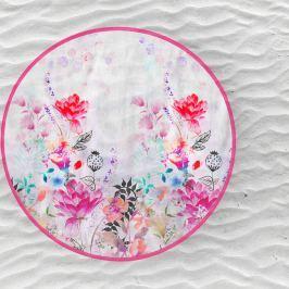 Rosa fürdőlepedő, Ø 150 cm - Endless Mae