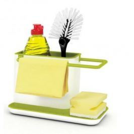 Caddy Sink TITEM_IDy zöld-fehér konyhai állvány mosogató eszközökre - Joseph Joseph