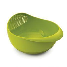 Prep&Serve zöld tésztaszűrő edény, 29 cm - Joseph Joseph