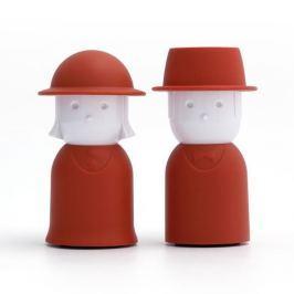 Mr.Pepper & Mrs. Salt piros só és bors-tartó - Qualy&CO
