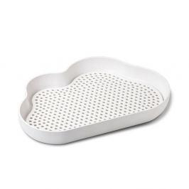 Cloud fehér csepegtető tálca - Qualy&CO