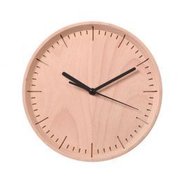 Meter fekete bükkfa óra - Qualy&CO