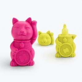 Lucky Cat rózsaszín szövegkiemelő - Just Mustard
